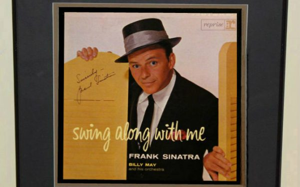 Frank Sinatra – Swing Along With Me