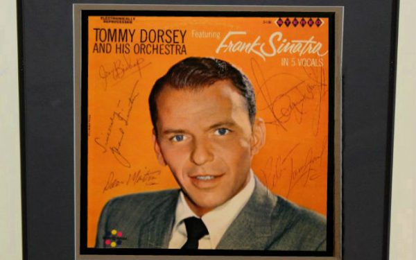 Tommy Dorsey and his Orchestra Featuring Frank Sinatra