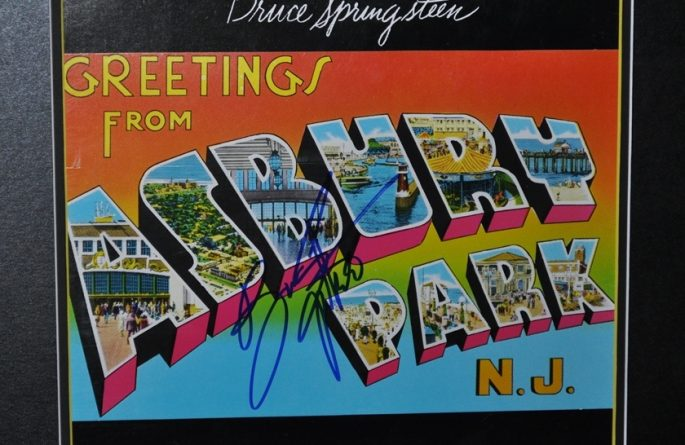 Bruce Springsteen – Greetings from Asbury Park, N.J.