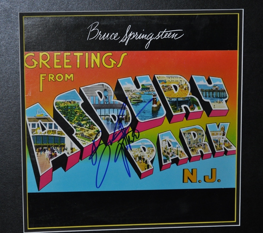 Bruce springsteen greetings from asbury park nj rock star nj bruce springsteen greetings from asbury park m4hsunfo