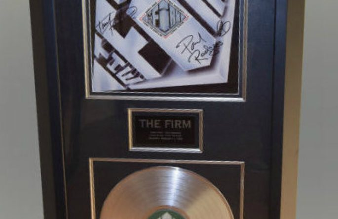 The Firm – Debut