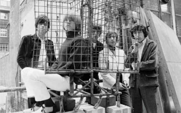 The Rolling Stones Ormond Yard