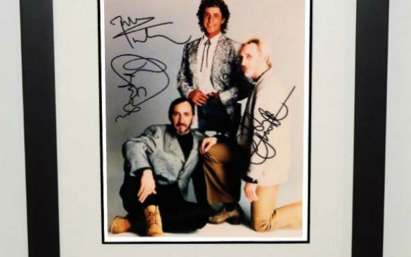 #3-Who Signed 8×10 Photograph