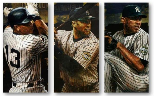 Yankee Triple Threat