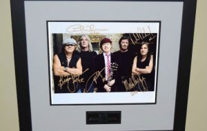 Framed Signed Photos