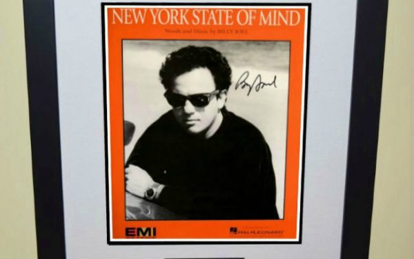 Billy Joel – New York State Of Mind