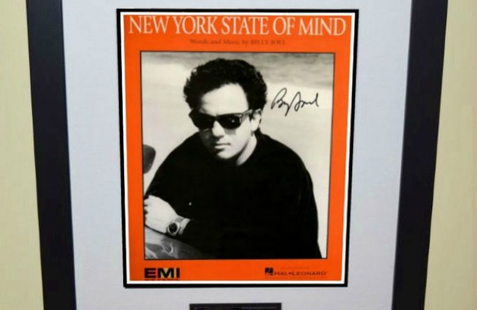 Billy Joel – New York State Of Mind