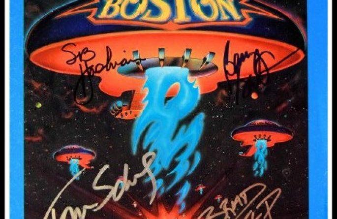 Boston – Peace Of Mind