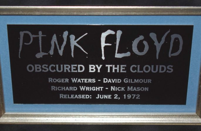 Pink Floyd – Obscured By Clouds