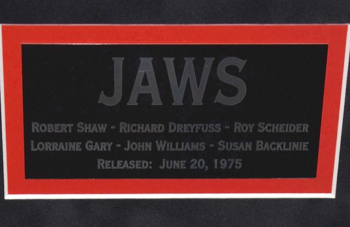 Jaws Original Soundtrack