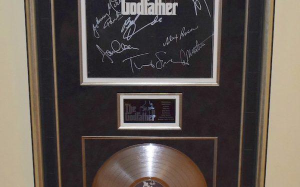 Godfather Signed Original Soundtrack