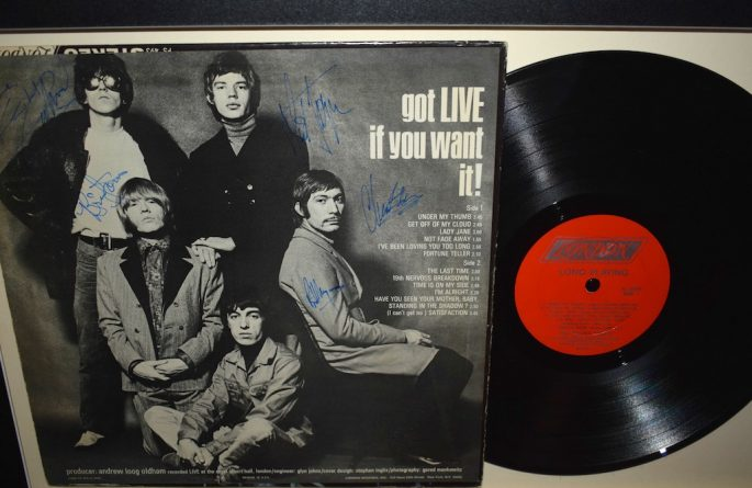 Rolling Stones – Got Live If You Want It