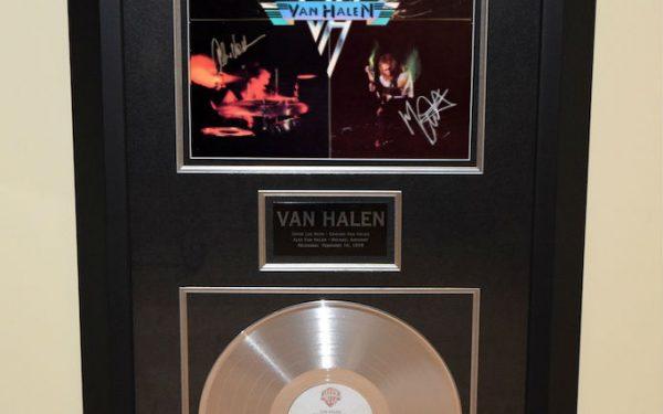 Van Halen – Debut Release