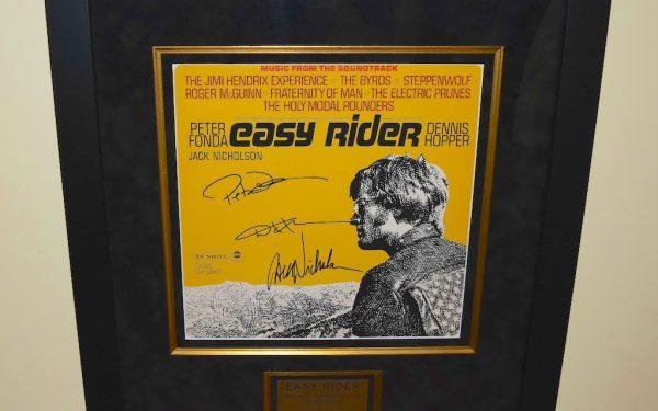 Easy Rider Signed Original Soundtrack