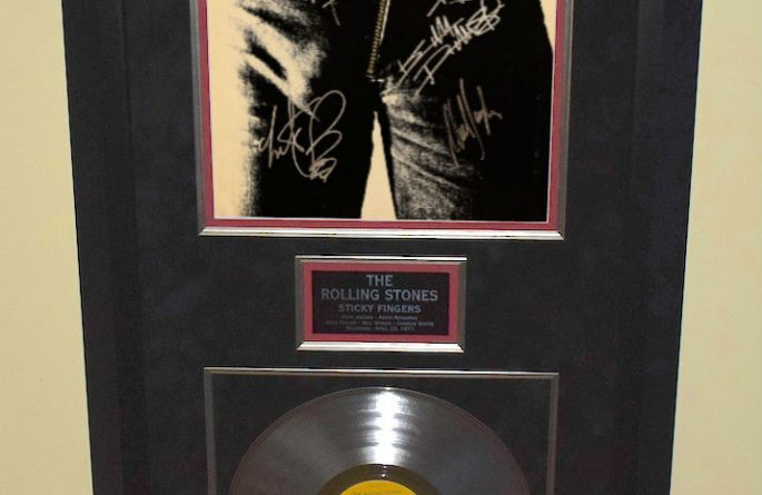 Rolling Stones – Sticky Fingers