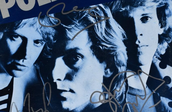 The Police – Reggatta de Blanc – Message In a Bottle