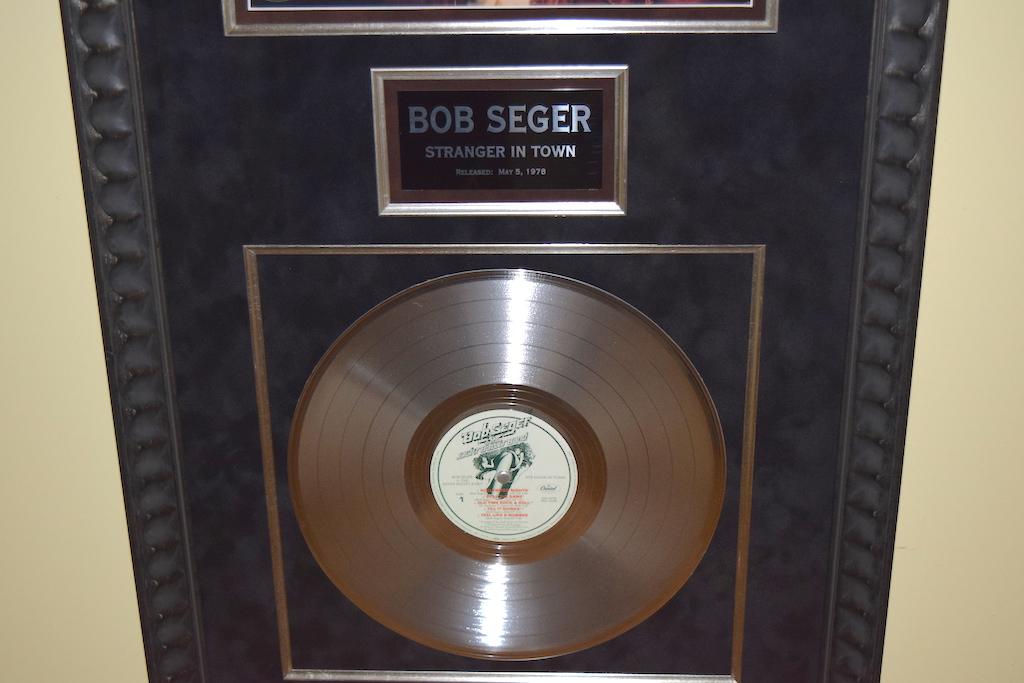 Stranger In Town   Bob Seger