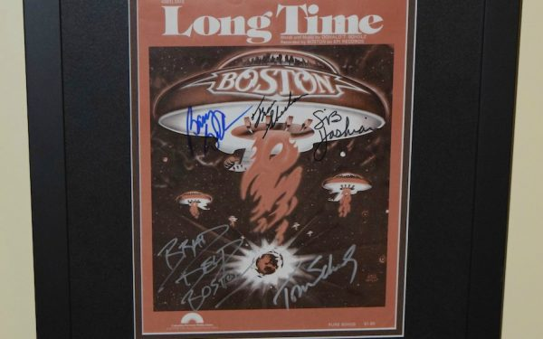 Boston – Long Time