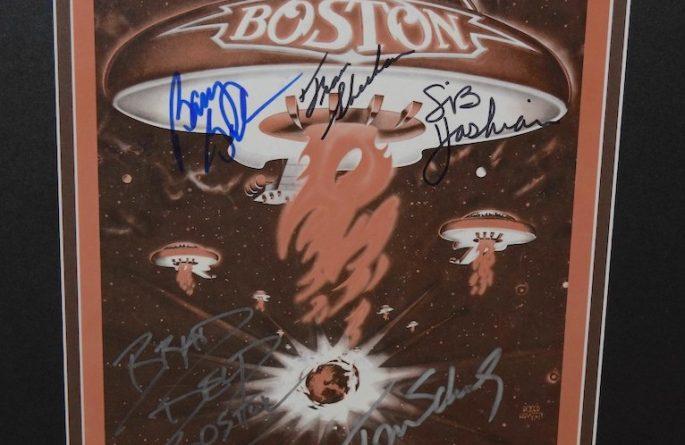 Boston – Long Time