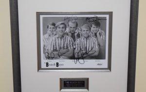 Beach Boys Signed 8×10 Photograph