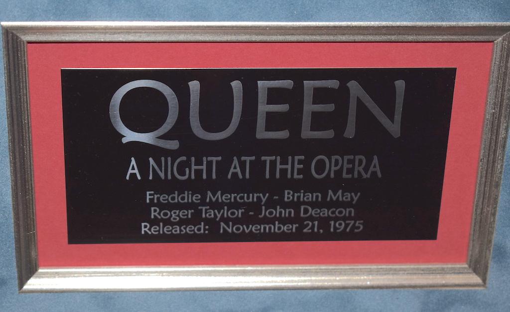 queen  u2013 a night at the opera  freddie mercury  brian may