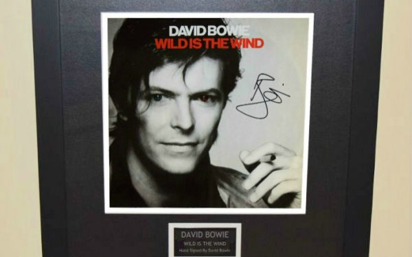 David Bowie – Wild Is The Wind