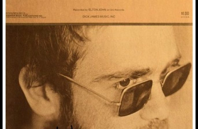 Elton John – Honky Cat
