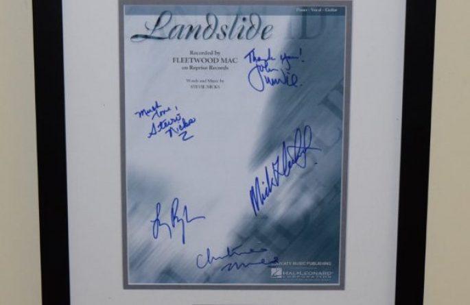 Fleetwood Mac – Landslide