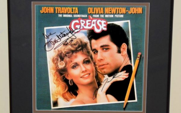 Grease Signed Original Soundtrack