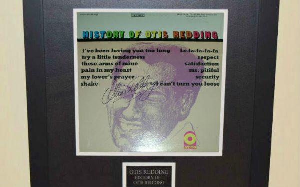 Otis Redding – History of Otis Redding