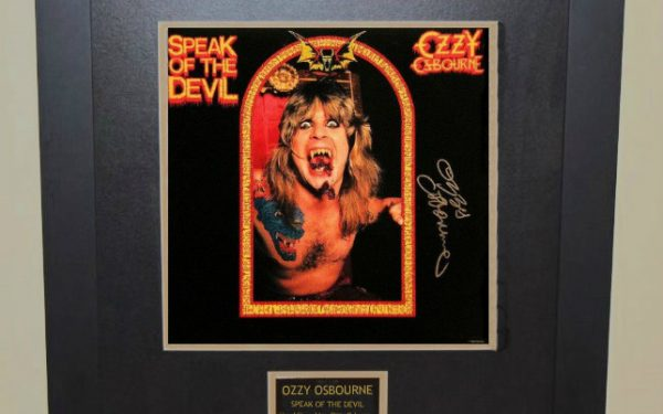 Ozzy Osbourne – Speak Of The Devil