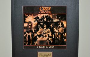 Ozzy Osbourne – No Rest For The Wicked