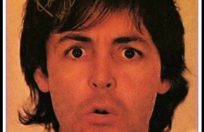 Paul McCartney II Signed Sheet Music Hand
