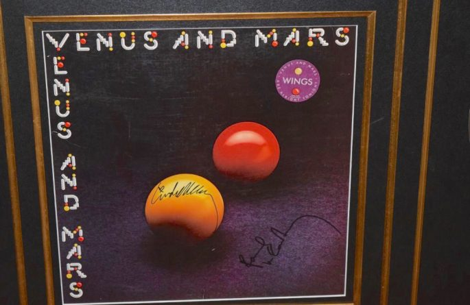 Paul McCartney – Venus and Mars