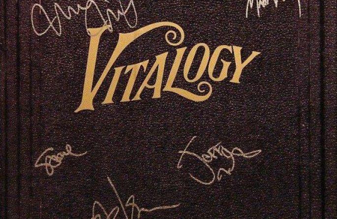 Pearl Jam – Vitalogy