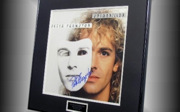 Peter Frampton – Premonition