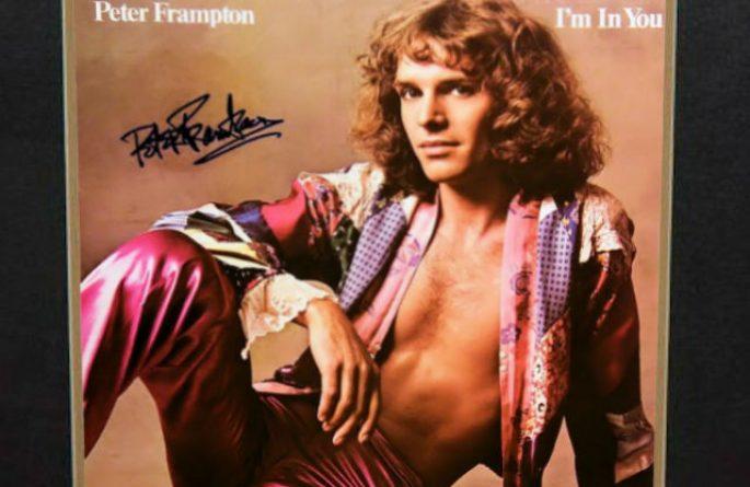 Peter Frampton – I'm In You