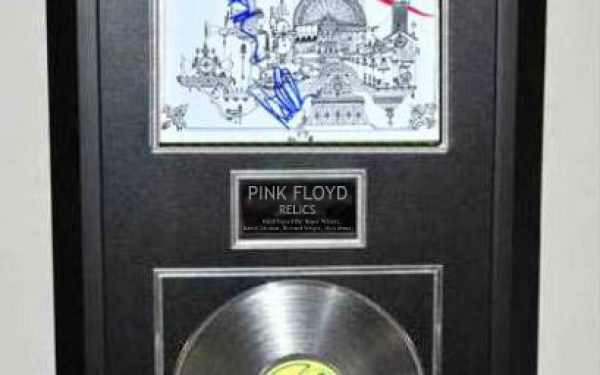 #2-Pink Floyd – Relics