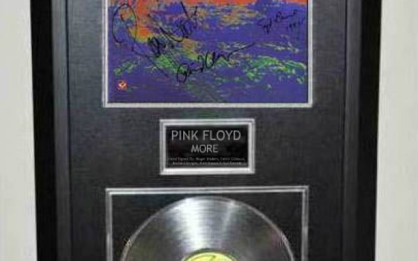 Pink Floyd – More Soundtrack