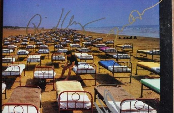 Pink Floyd – Momentary Lapse Of Reason