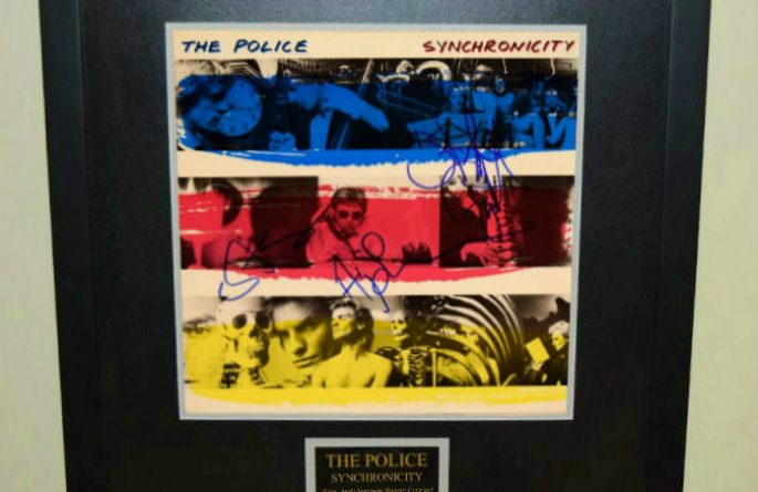 The Police – Synchronicity