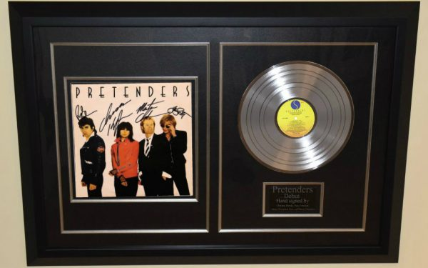 The Pretenders – Debut Release