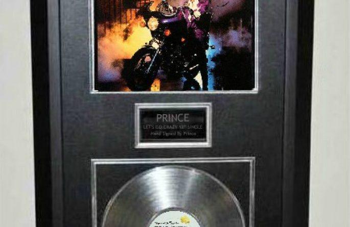 Prince – Let's Go Crazy