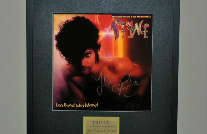 Prince – Let's Pretend We're Married