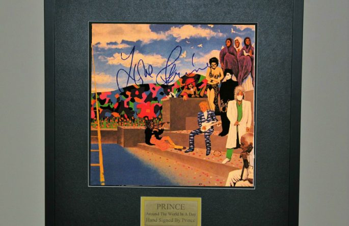 Prince – Around The World In A Day