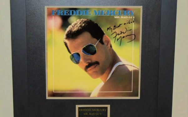 Freddie Mercury – Mr. Bad Guy