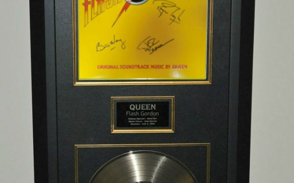 Queen – Flash Gordon Soundtrack