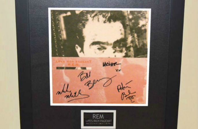 R.E.M. – Life's Rich Pageant