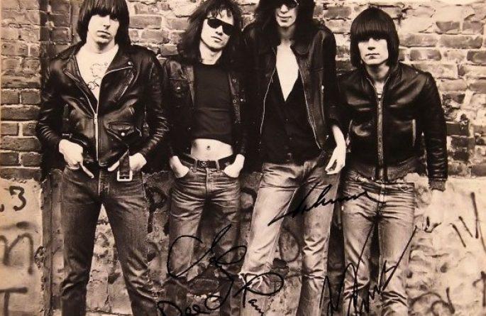 The Ramones – Debut Release