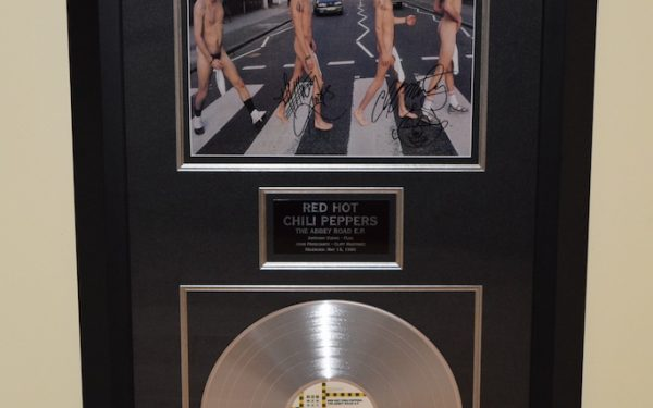 Red Hot Chili Peppers – The Abbey Road E.P.
